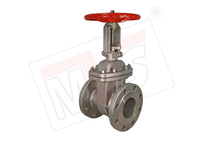 Stainless Steel Gate Valve Os Amp Y Type Flanged Ends Manufacturer