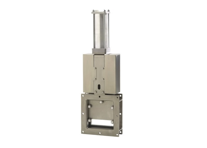 Square Knife Gate Valve Or Rectangular Port Knife Gate