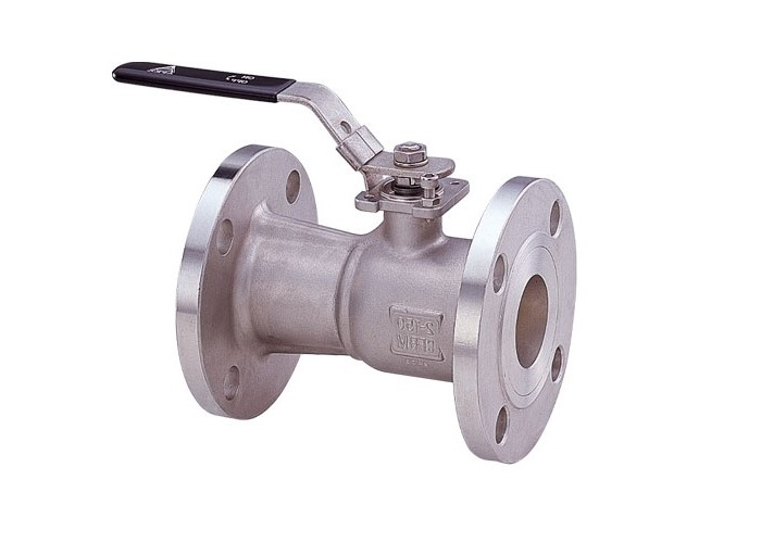 Single Piece Ball Valve Or 1 Pc Ball Valves Flanged Ends