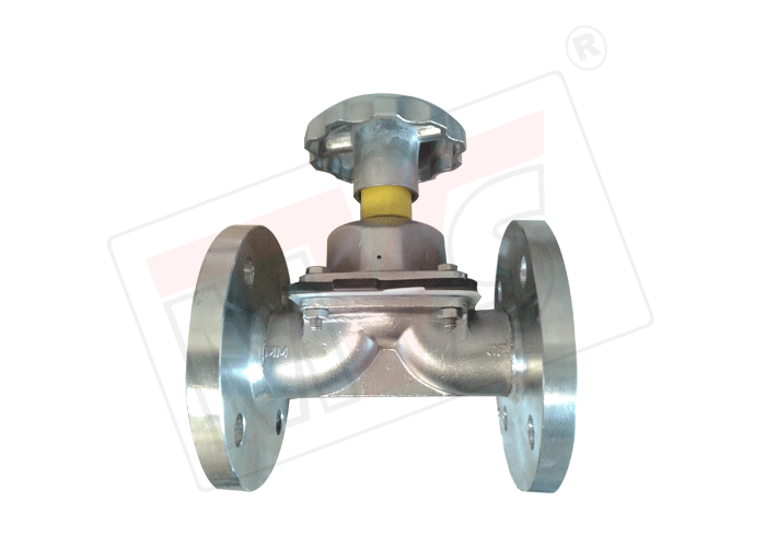 Manual sanitary diaphragm valve two way and multiport weld clamp technical references of construction ccuart Gallery