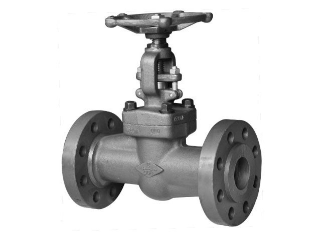 Forge Globe Valve Flanged Ends Class 800 1500 Os Amp Y