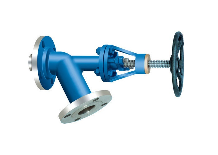 Flush Bottom Tank Valve 221 Quot Type In Manual Or Pneumatic